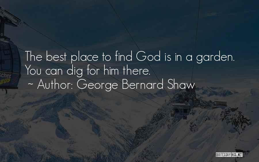 Find The Best In You Quotes By George Bernard Shaw