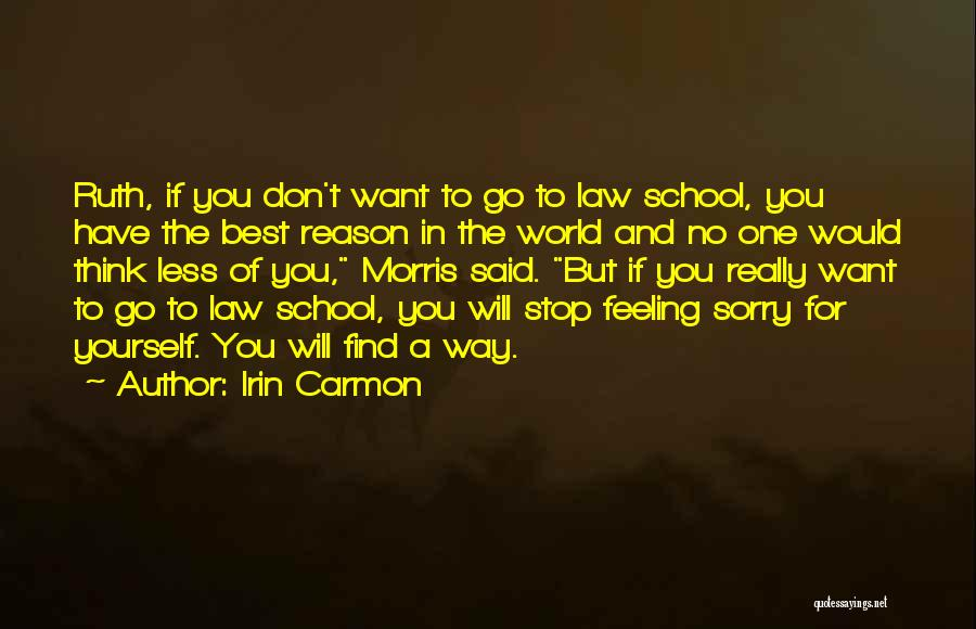 Find The Best In You Quotes By Irin Carmon