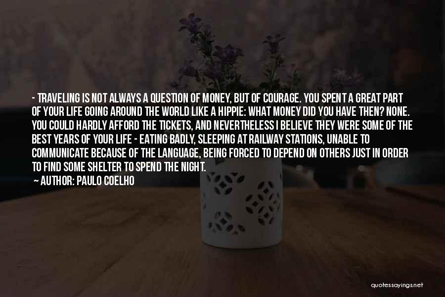 Find The Best In You Quotes By Paulo Coelho
