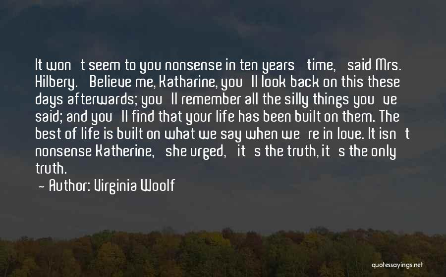Find The Best In You Quotes By Virginia Woolf