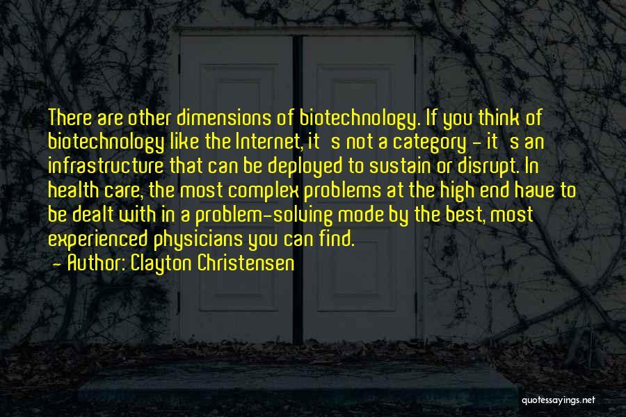 Find The Best Quotes By Clayton Christensen