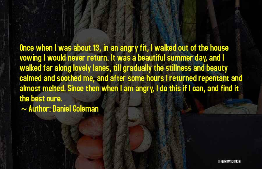 Find The Best Quotes By Daniel Goleman