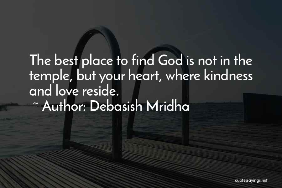 Find The Best Quotes By Debasish Mridha