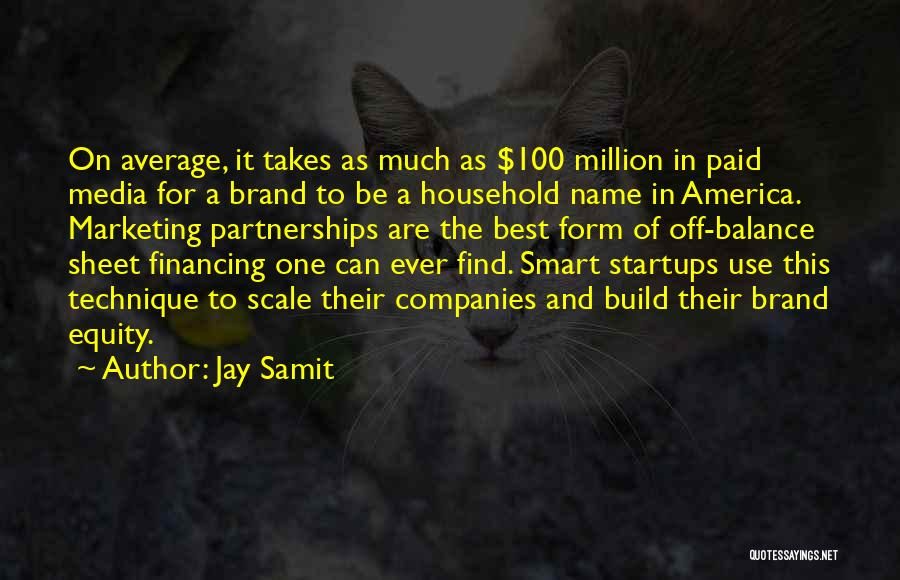 Find The Best Quotes By Jay Samit