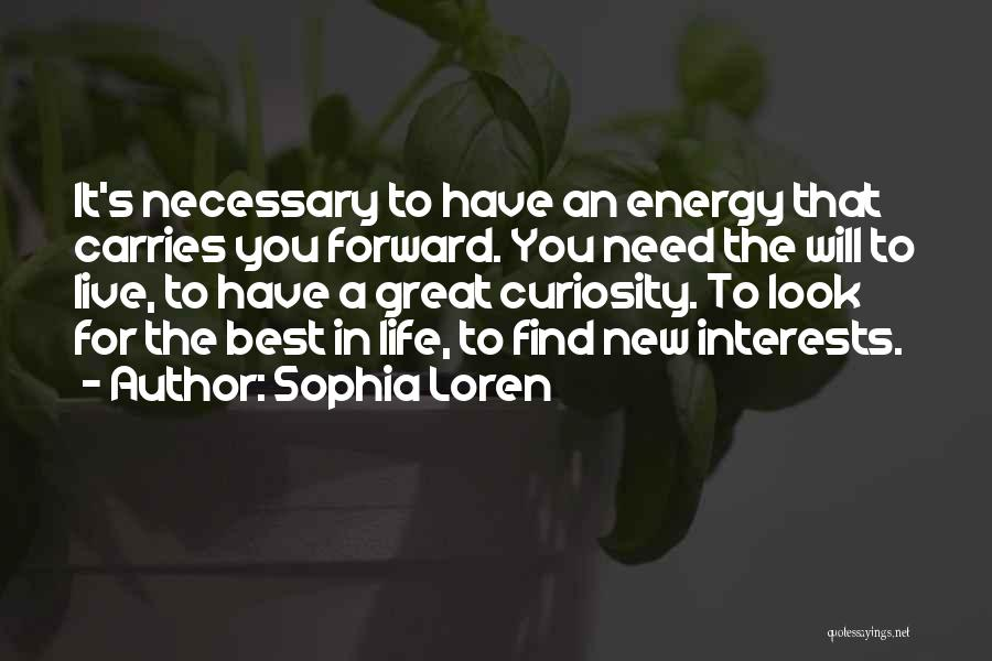 Find The Best Quotes By Sophia Loren