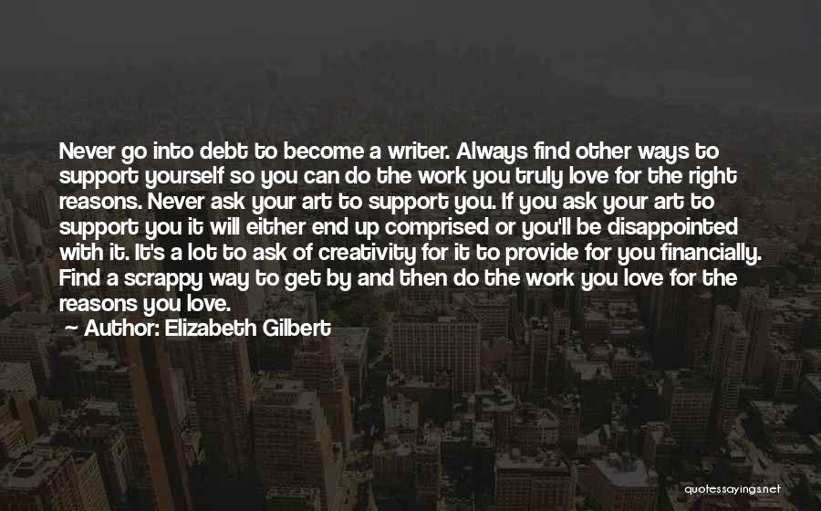 Find The Right Love Quotes By Elizabeth Gilbert