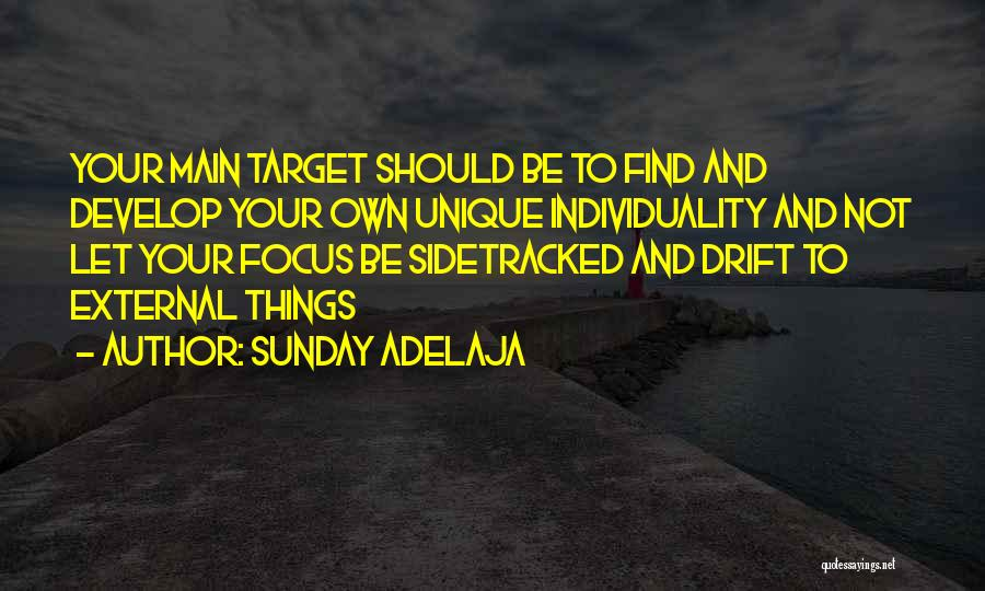 Find Your Own Truth Quotes By Sunday Adelaja