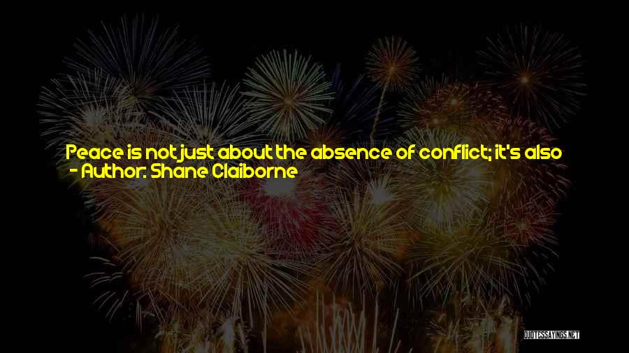 Finding My True Love Quotes By Shane Claiborne