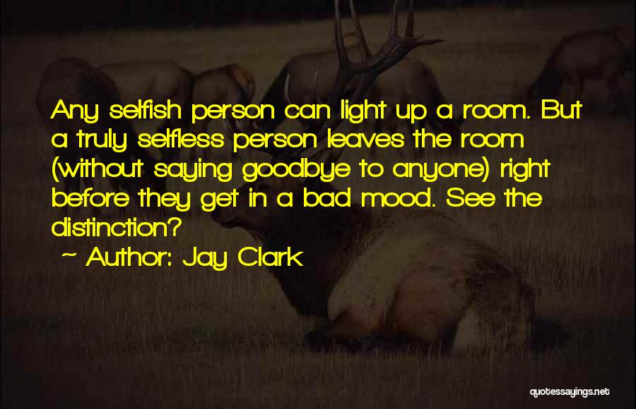 Finding The Right Person Quotes By Jay Clark