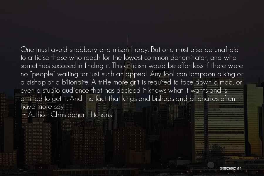 Finding The Strength To Let Go Quotes By Christopher Hitchens