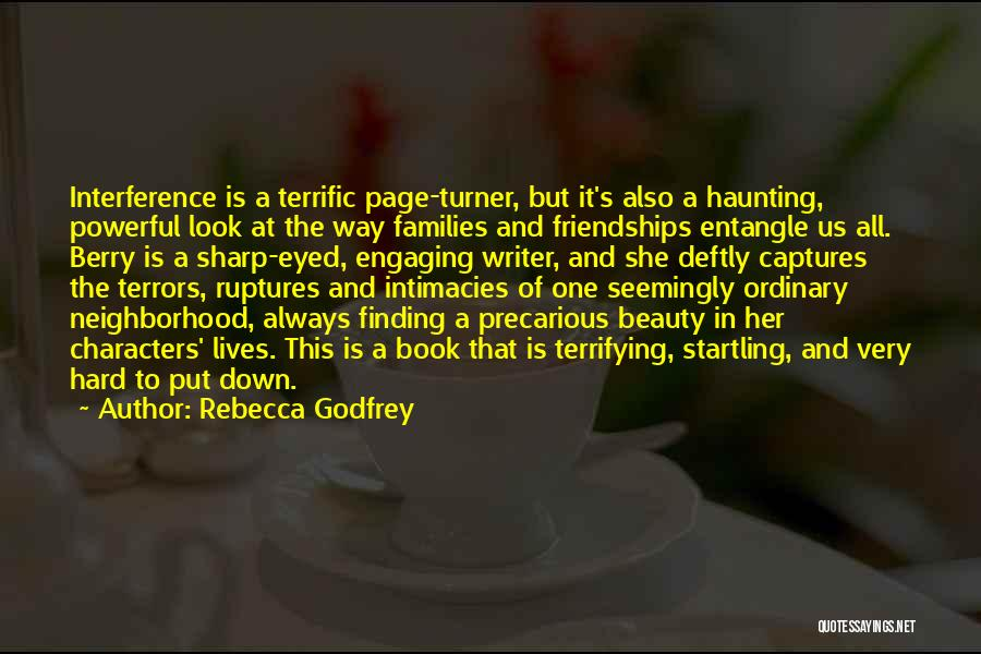 Finding Things Out The Hard Way Quotes By Rebecca Godfrey