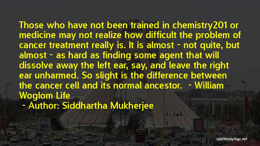 Finding Things Out The Hard Way Quotes By Siddhartha Mukherjee