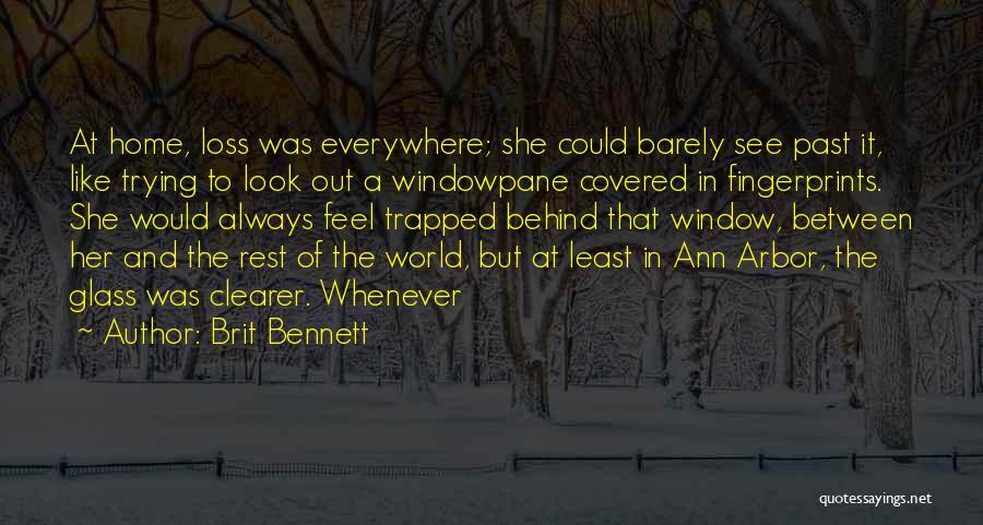 Fingerprints Quotes By Brit Bennett