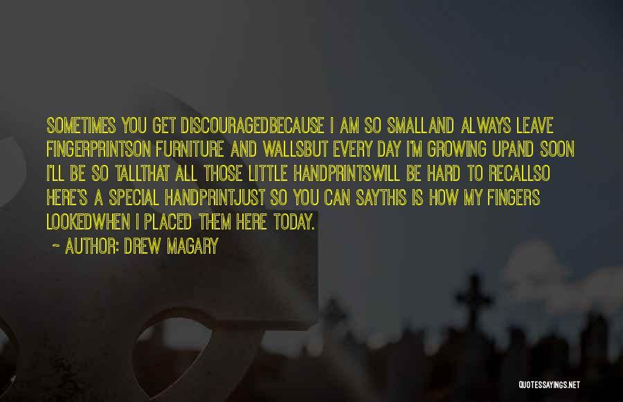 Fingerprints Quotes By Drew Magary