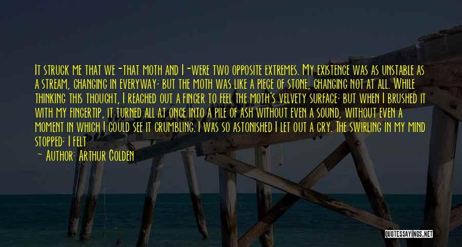 Fingertip Quotes By Arthur Golden