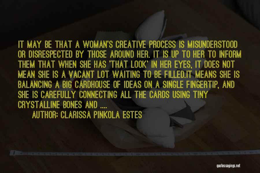 Fingertip Quotes By Clarissa Pinkola Estes