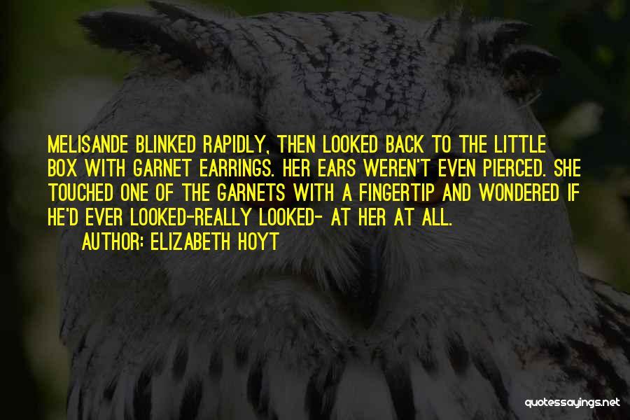 Fingertip Quotes By Elizabeth Hoyt