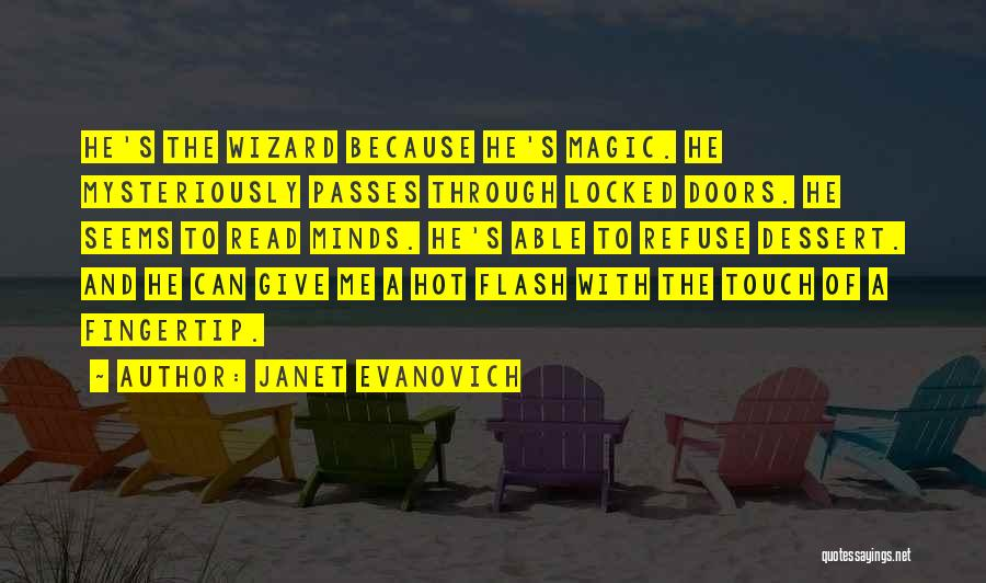 Fingertip Quotes By Janet Evanovich