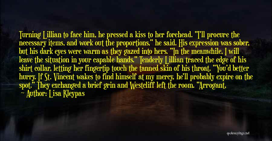 Fingertip Quotes By Lisa Kleypas