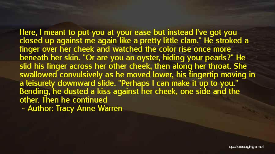 Fingertip Quotes By Tracy Anne Warren