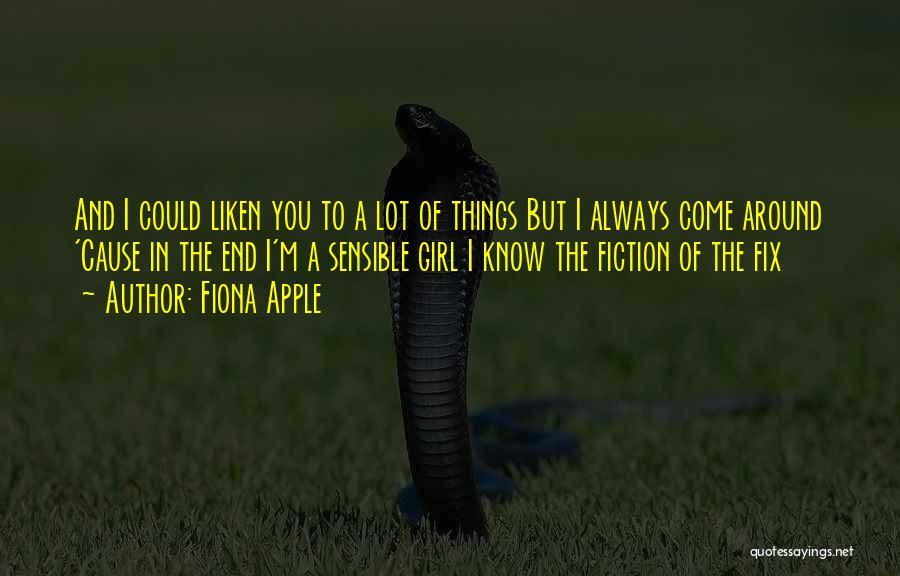 Fiona Apple Quotes 1016103