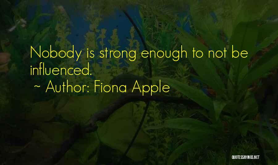 Fiona Apple Quotes 1073537