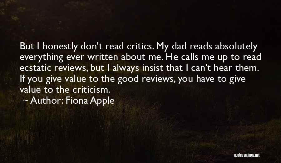 Fiona Apple Quotes 1131164