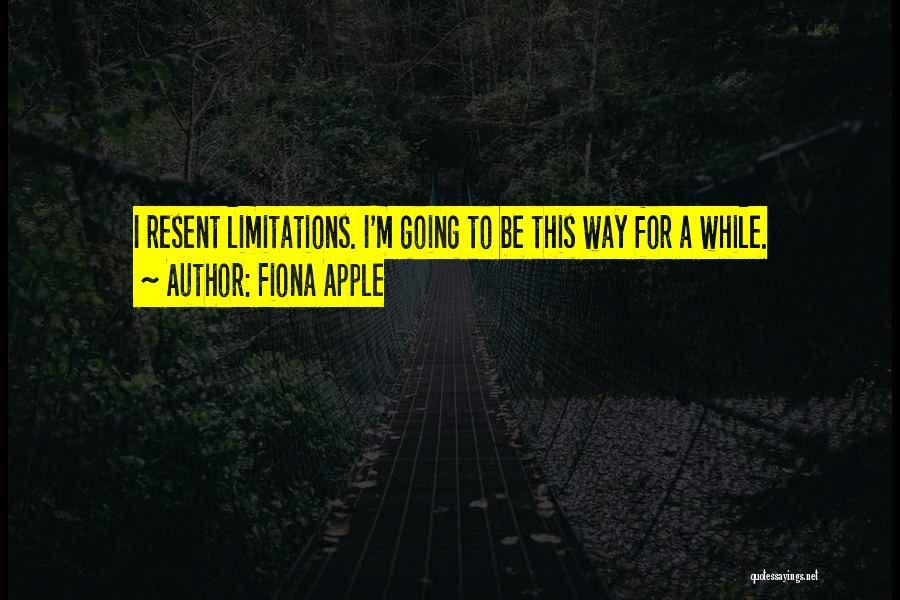Fiona Apple Quotes 1134161