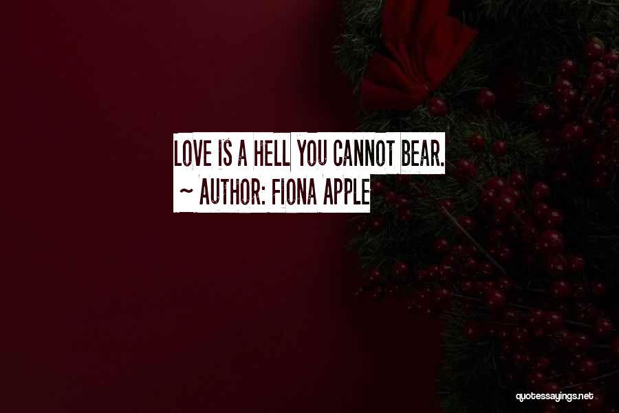 Fiona Apple Quotes 114466