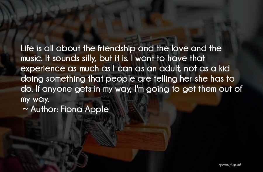 Fiona Apple Quotes 1174614