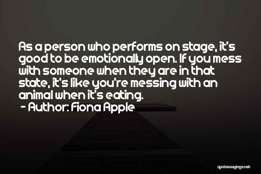 Fiona Apple Quotes 1372550