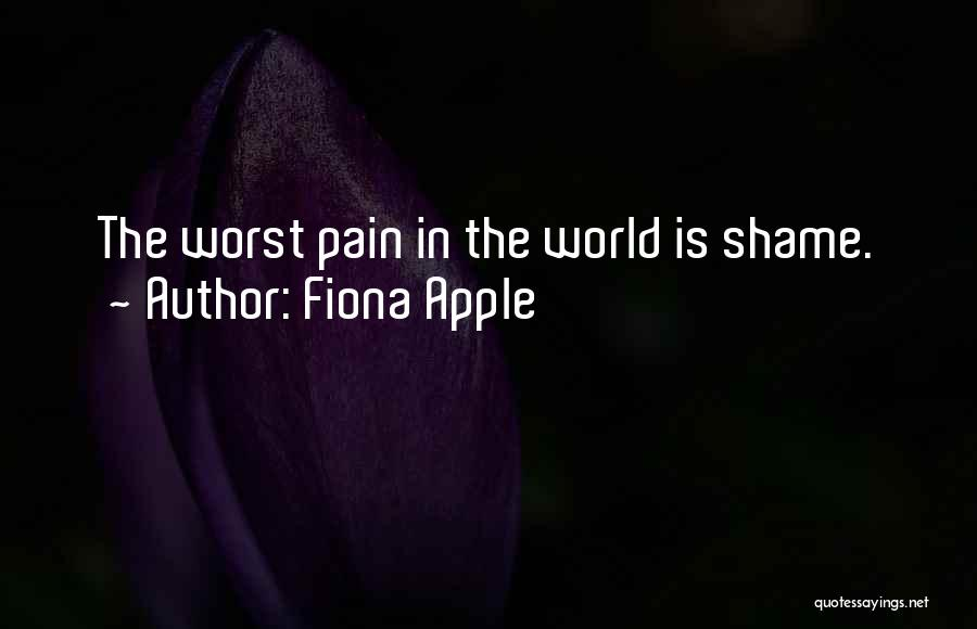 Fiona Apple Quotes 1476852