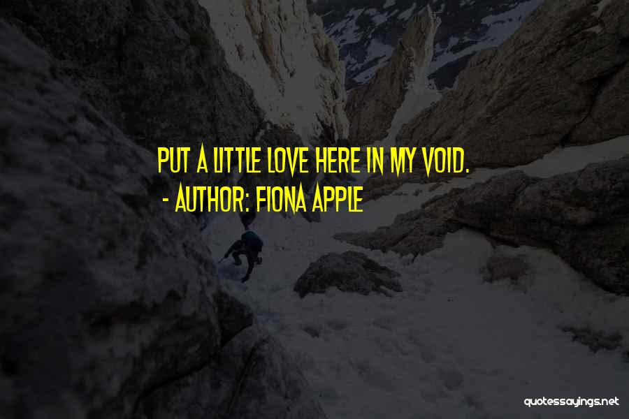 Fiona Apple Quotes 1539589