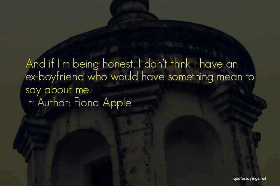 Fiona Apple Quotes 1672885