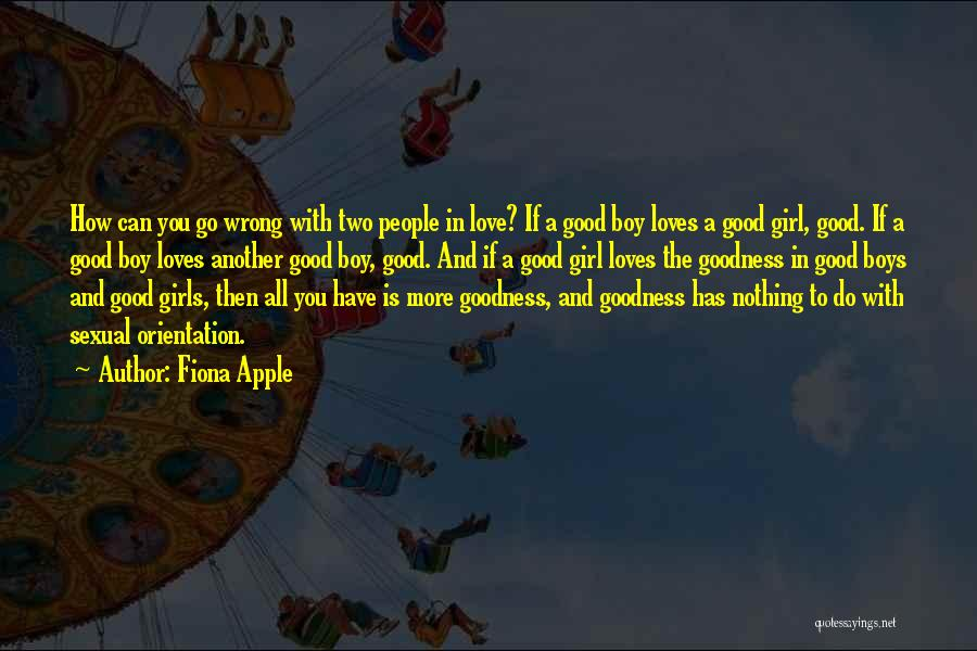 Fiona Apple Quotes 1684415