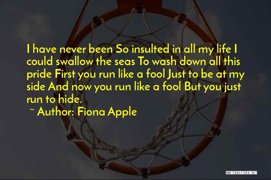 Fiona Apple Quotes 1722727