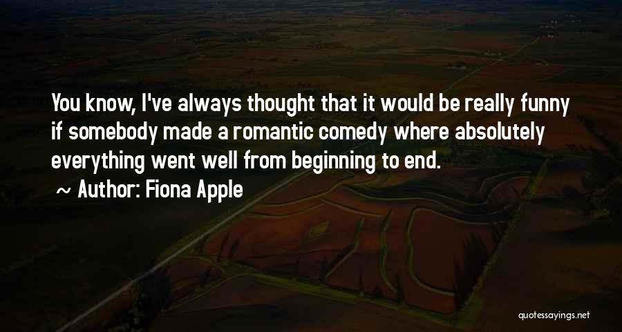 Fiona Apple Quotes 1897052