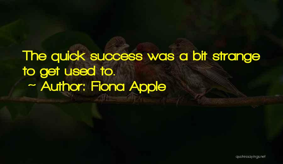 Fiona Apple Quotes 1962409