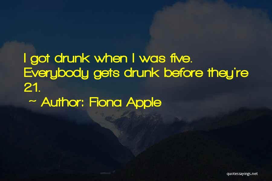 Fiona Apple Quotes 345213