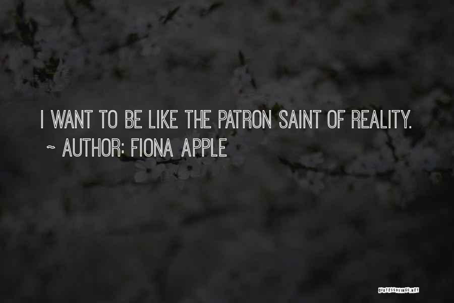 Fiona Apple Quotes 732282