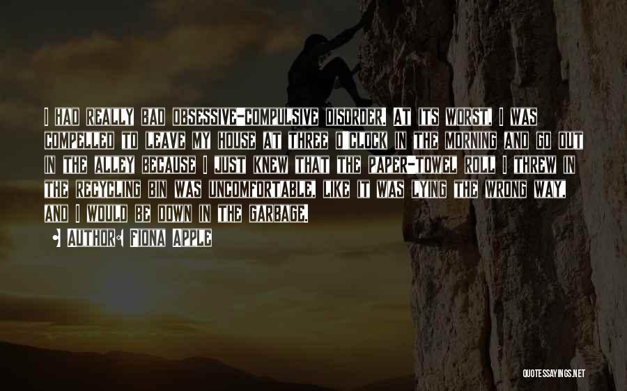 Fiona Apple Quotes 735480