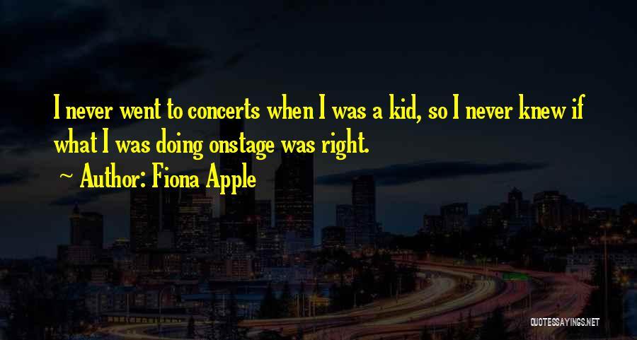 Fiona Apple Quotes 758127