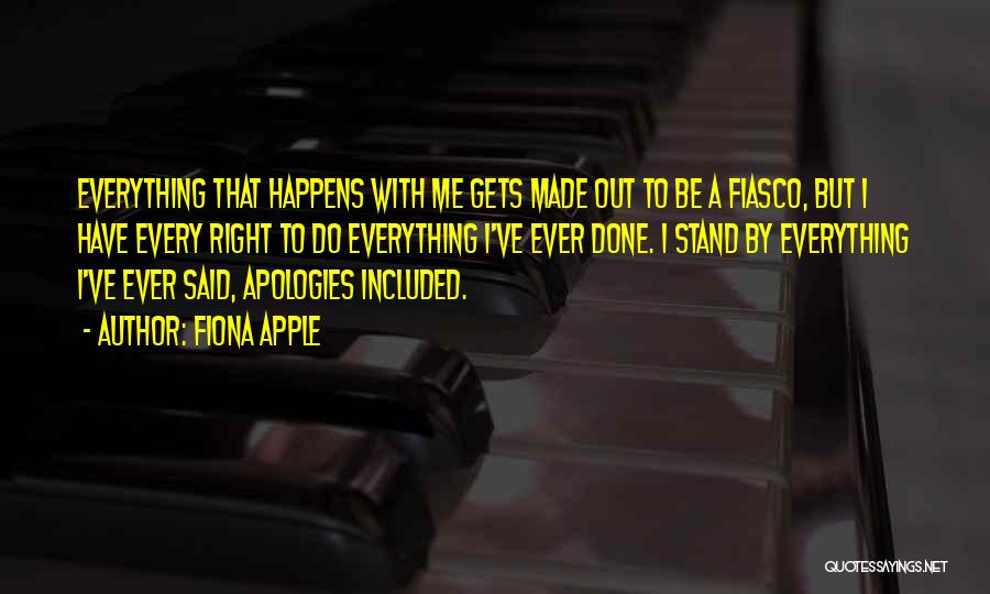 Fiona Apple Quotes 853413