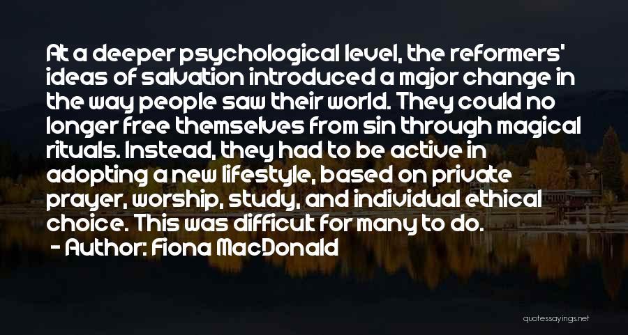 Fiona MacDonald Quotes 2162849