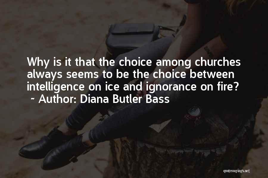 Fire And Ice Quotes By Diana Butler Bass