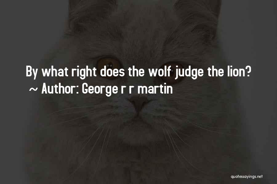 Fire And Ice Quotes By George R R Martin