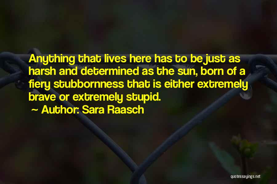 Fire And Ice Quotes By Sara Raasch
