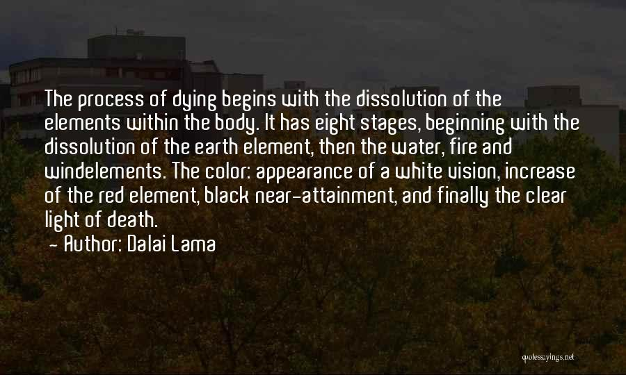 Fire And Water Quotes By Dalai Lama