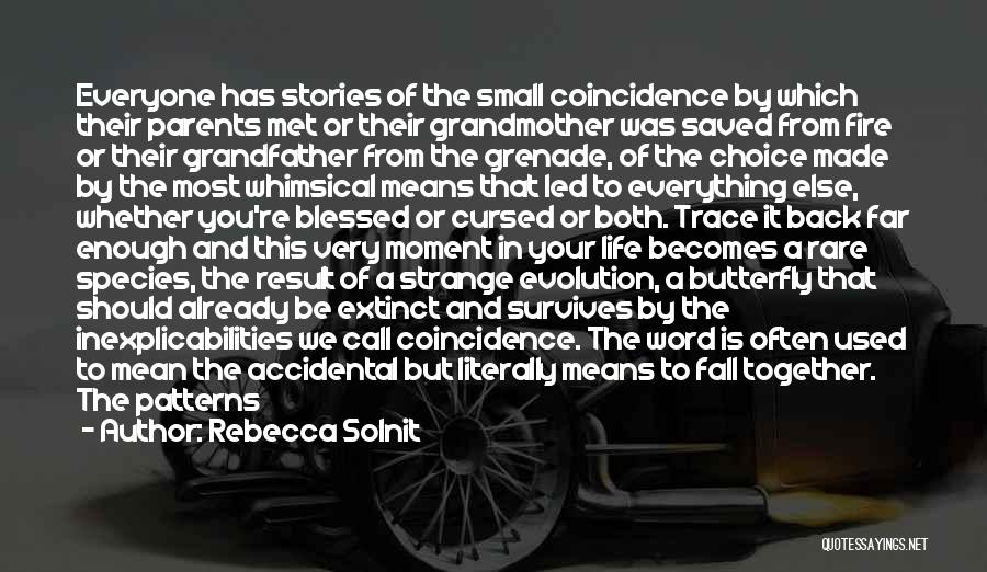 Fire In Things Fall Apart Quotes By Rebecca Solnit