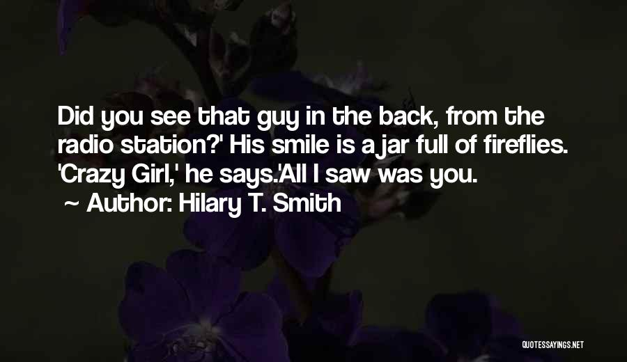 Fireflies In A Jar Quotes By Hilary T. Smith